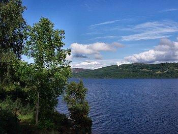 Loch Ness, com ou sem Nessie